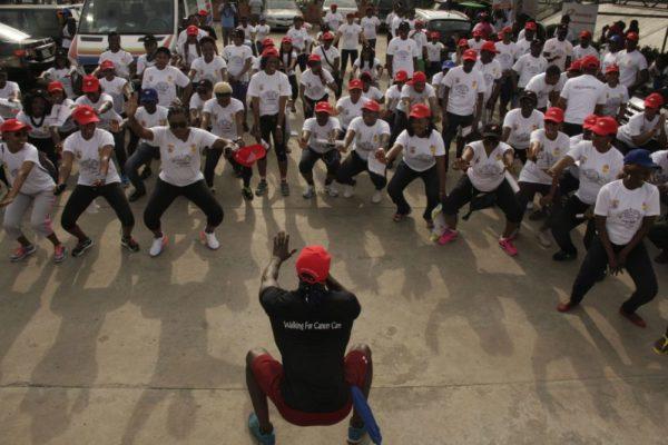 4th Exquisite Magazine Against Cancer Walk in Lagos - Bellanaija - September2014034