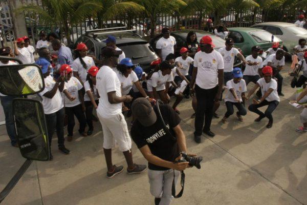 4th Exquisite Magazine Against Cancer Walk in Lagos - Bellanaija - September2014035