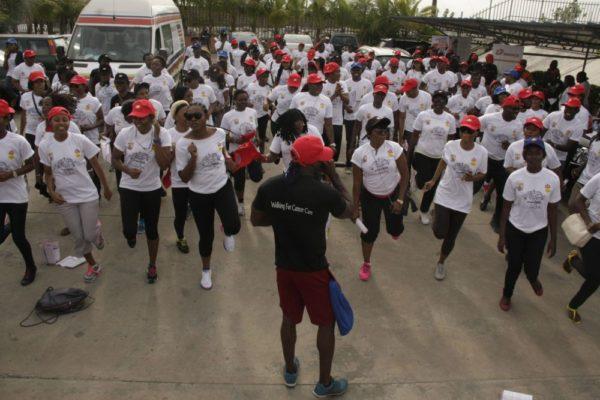 4th Exquisite Magazine Against Cancer Walk in Lagos - Bellanaija - September2014036