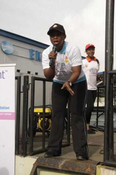 4th Exquisite Magazine Against Cancer Walk in Lagos - Bellanaija - September2014037