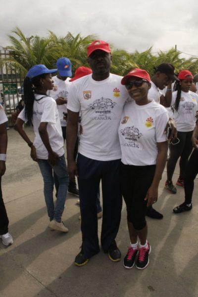 4th Exquisite Magazine Against Cancer Walk in Lagos - Bellanaija - September2014038