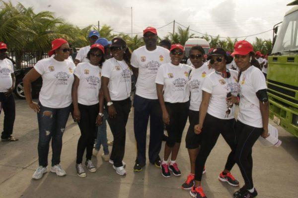 4th Exquisite Magazine Against Cancer Walk in Lagos - Bellanaija - September2014039