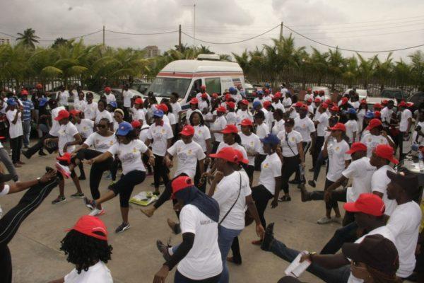 4th Exquisite Magazine Against Cancer Walk in Lagos - Bellanaija - September2014040