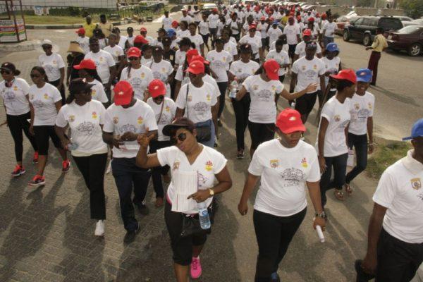 4th Exquisite Magazine Against Cancer Walk in Lagos - Bellanaija - September2014047