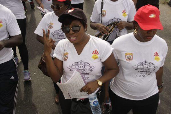 4th Exquisite Magazine Against Cancer Walk in Lagos - Bellanaija - September2014048
