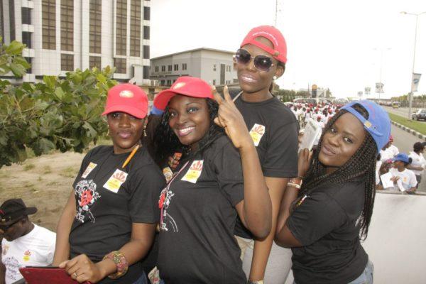4th Exquisite Magazine Against Cancer Walk in Lagos - Bellanaija - September2014049