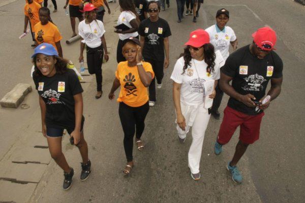 4th Exquisite Magazine Against Cancer Walk in Lagos - Bellanaija - September2014057