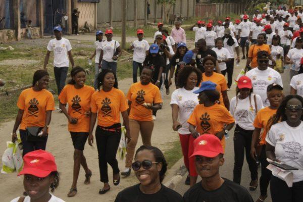 4th Exquisite Magazine Against Cancer Walk in Lagos - Bellanaija - September2014058