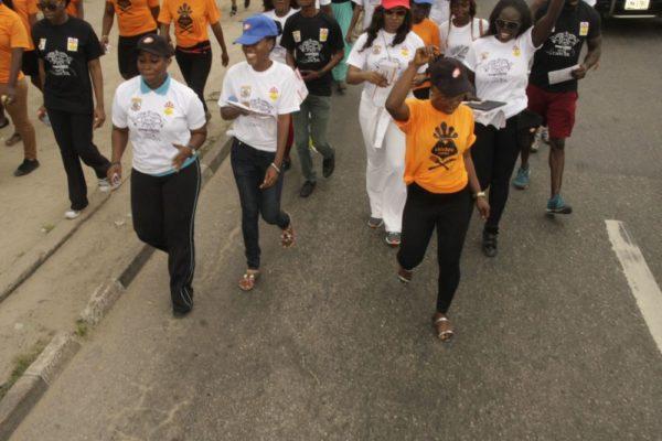 4th Exquisite Magazine Against Cancer Walk in Lagos - Bellanaija - September2014059