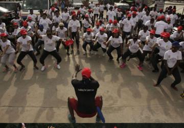 4th Exquisite Magazine Against Cancer Walk in Lagos - Bellanaija - September2014060