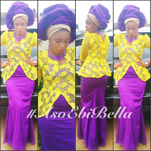 @wittymissy, aso ebi, asoebi, asoebibella.098