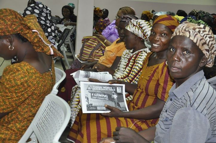 AWP NetworkWomen in Agri- Business Forum - Bellanaija - September2014004