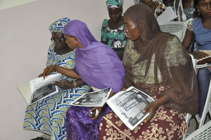 AWP NetworkWomen in Agri- Business Forum - Bellanaija - September2014007