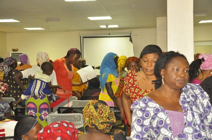 AWP NetworkWomen in Agri- Business Forum - Bellanaija - September2014021