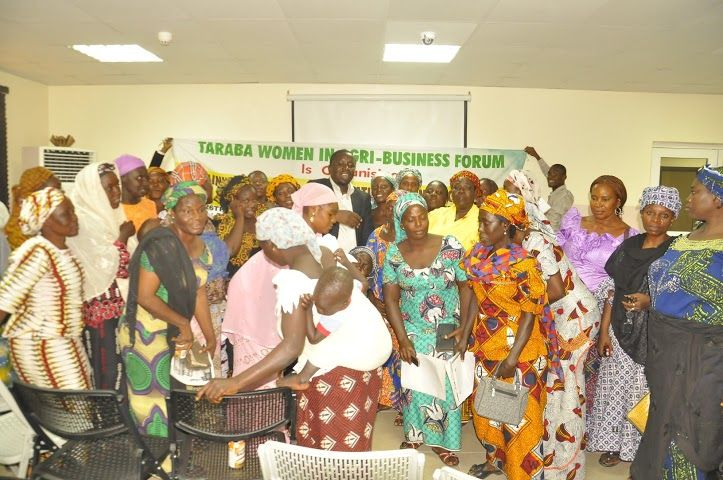 AWP NetworkWomen in Agri- Business Forum - Bellanaija - September2014022