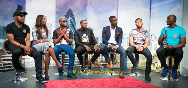 Africa unplug press conference -1