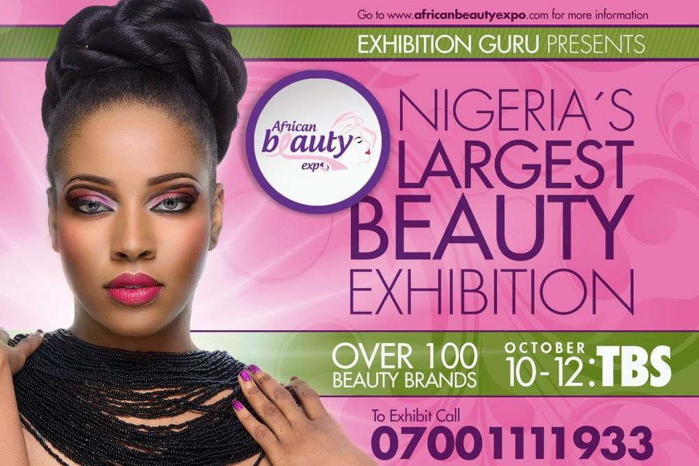 African Beauty Expo - Bellanaija - September 2014