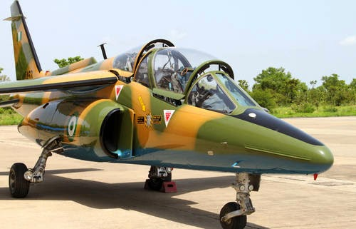Alpha Jet BellaNaija