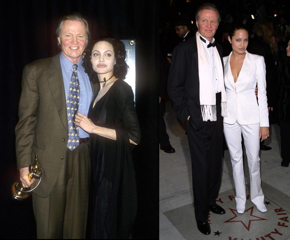 Angelina Jolie's Dad Reveals He Wasn't Invited to Her ... Angelina Jolie's Kids