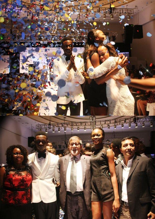 Aquafina sponsors the Elite Model Look Nigeria 2014 - Bellanaija - September2014028