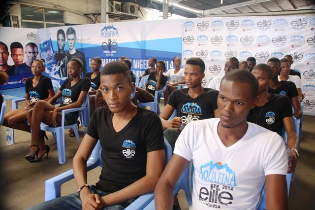 Aquafina's Elite Model Look Nigeria Contestants visit Seven Up - Bellanaija - September2014022