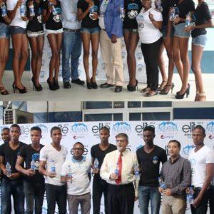 Aquafina's Elite Model Look Nigeria Contestants visit Seven Up - Bellanaija - September2014024