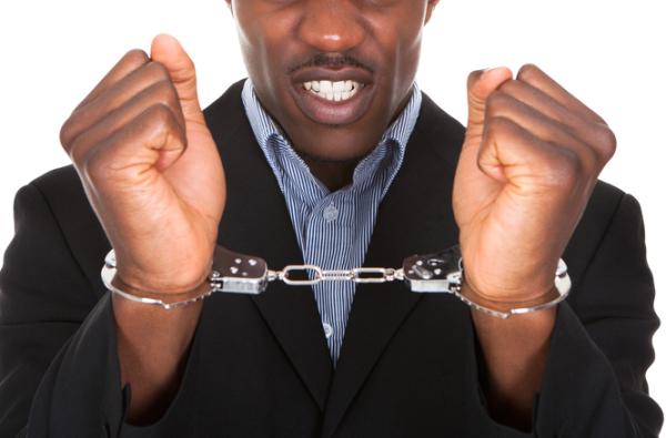 Arrested - BellaNaija