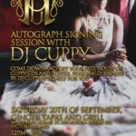 Autograph Signing with DJ Cuppy - Bellanaija - September 2014