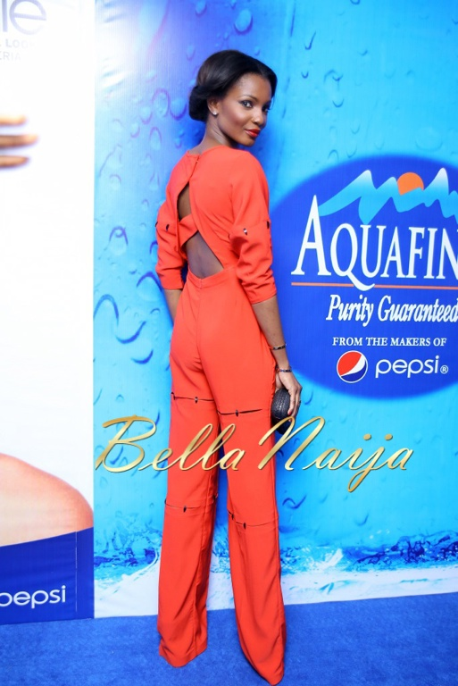 BN Red Carpet Fab Elite Model Look Nigeria 2014 BellaNaija 029