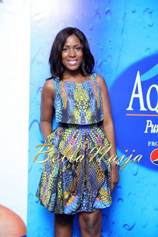 BN Red Carpet Fab Elite Model Look Nigeria 2014 BellaNaija 034