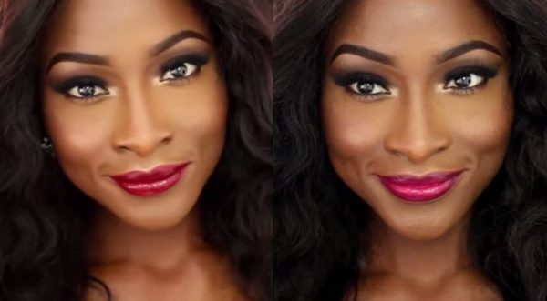 Beauty By JJ Makeup Tutorial - Bellanaija - September 20140012