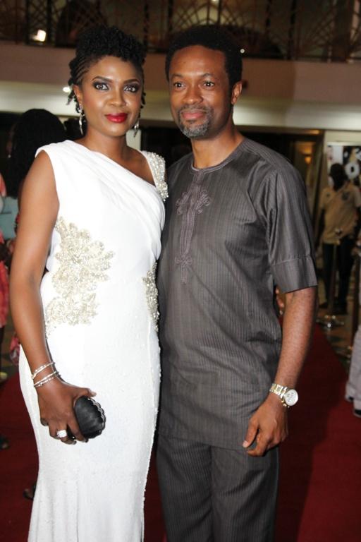 Omoni & Nnamdi Oboli