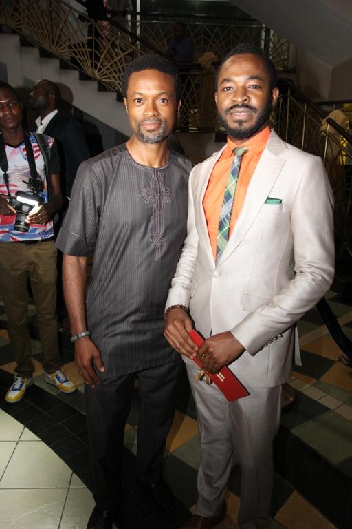 Nnamdi Oboli & OC Ukeje