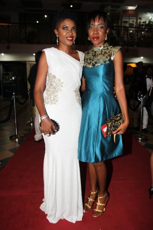 Omoni Oboli & Kemi Lala Akindoju