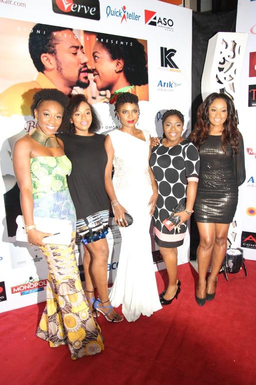 Being Mrs Elliot Lagos Premiere BellaNaija September 2014 39