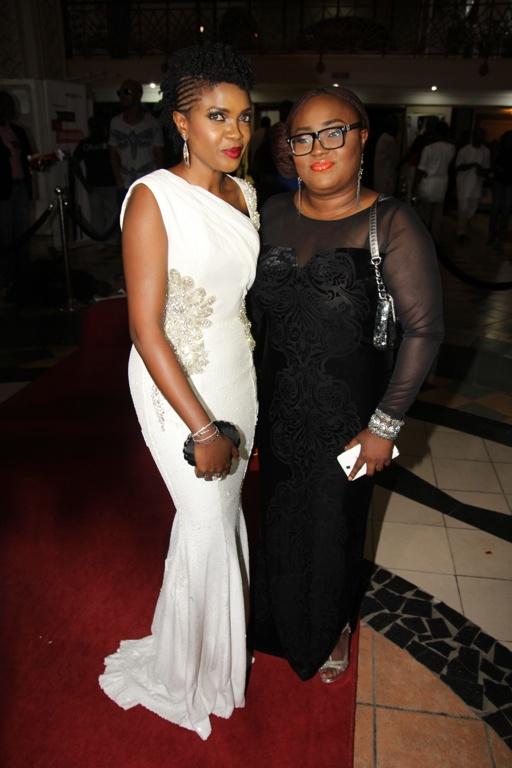 Omoni Oboli & Emem Isong