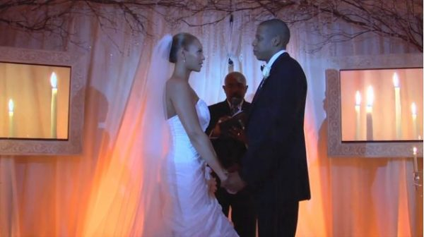 Beyonce Jay Z Wedding