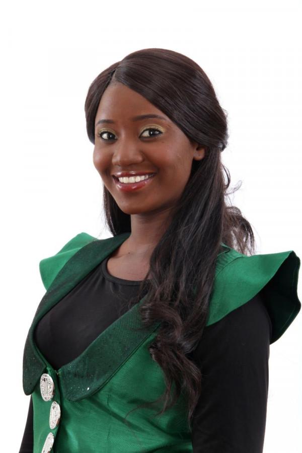 Sheilla from Botswana