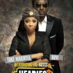 Bovi Toke Makinwa 2014 Headies hosts BellaNaija 08