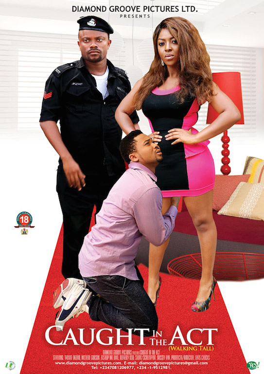 What were some popular Nigerian movies in 2014?