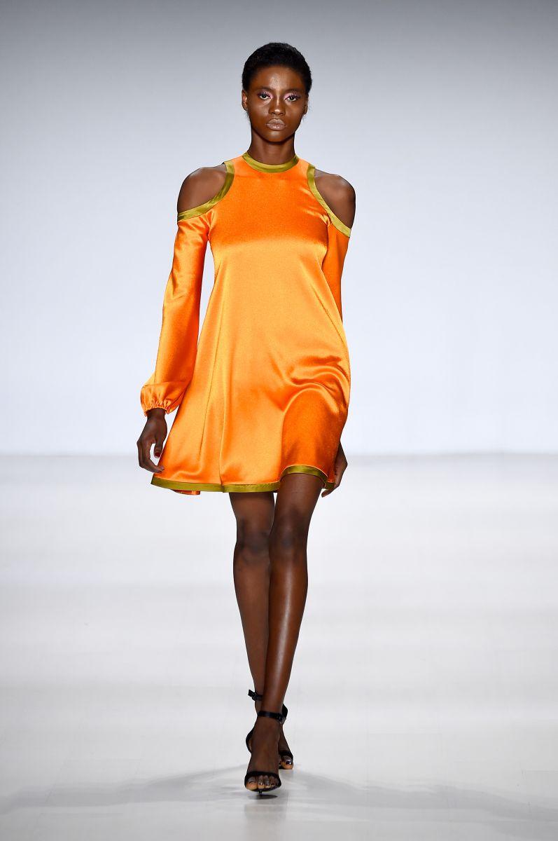 Deola Sagoe / Clan - Runway - Mercedes-Benz Fashion Week Spring 2015