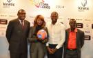 Tilewa Adebajo (Chairman, Stationery Stores); Uche Mojekwu (Head, Corporate Comms, FCMB); Samson Adamu (CEO, Kinetic Sports); Kunle Shin-aba (Head, Corporate Affairs, 1960 BET)
