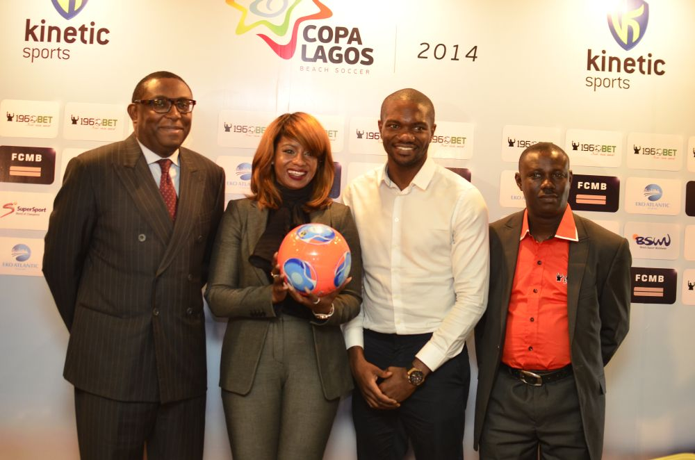 COPA Lagos 2014 Press Conference - Bellanaija - September2014001