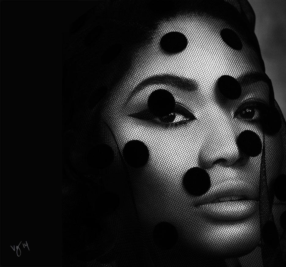 Chanel Iman for Violet Grey Beauty Editorial - Bellanaija - September 2014002