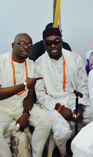 Chisom & Chete Igbo Nigerian Wedding | BellaNaija 2014 - 013
