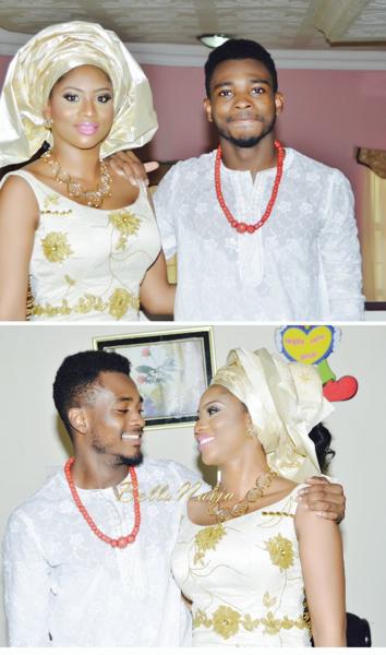 Chisom & Chete Igbo Nigerian Wedding | BellaNaija 2014 - 014