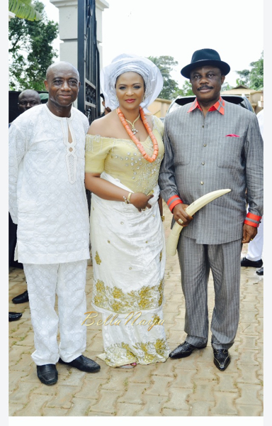 Chisom & Chete Igbo Nigerian Wedding | BellaNaija 2014 - 015