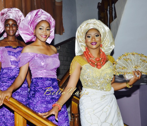 Chisom & Chete Igbo Nigerian Wedding | BellaNaija 2014 - 021