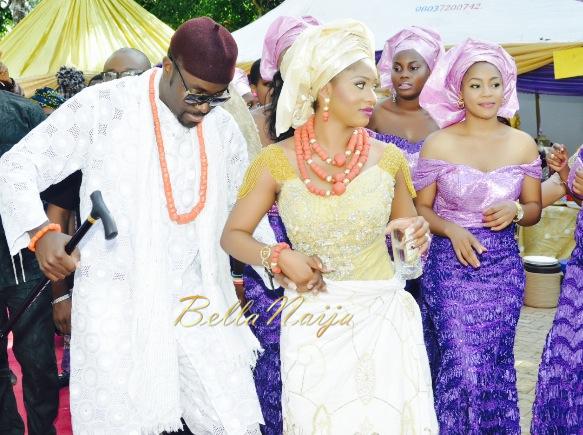 Chisom & Chete Igbo Nigerian Wedding | BellaNaija 2014 - 022