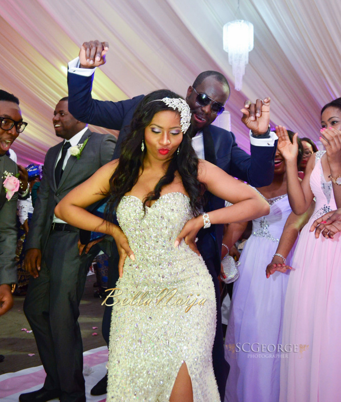 Chisom & Chete Igbo Nigerian Wedding   BellaNaija 2014 - 0256